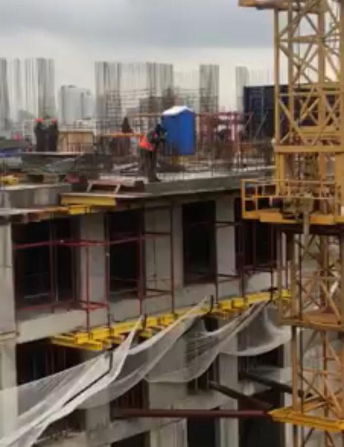 Ход строительства ЖК Терлецкий парк