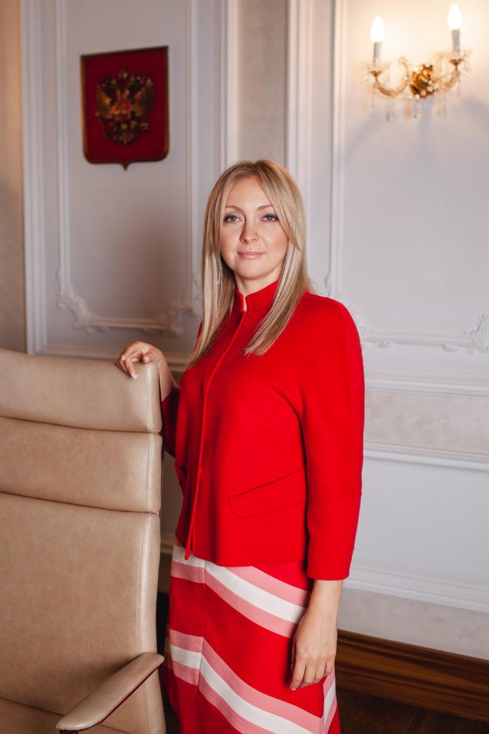 Анастасия Пятова, председатель Москомстройинвеста