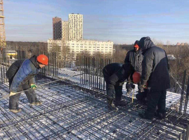 ЖК Терлецкий парк ход строительства